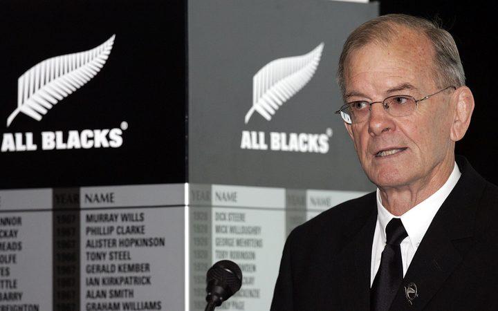 Ex-All Black captain John Graham dies