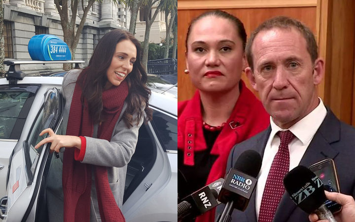 New Zealand opposition leader quits weeks before looming elections
