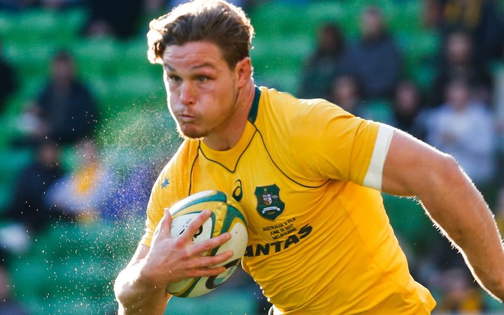 Barrett sees red for All Blacks in Australia Test
