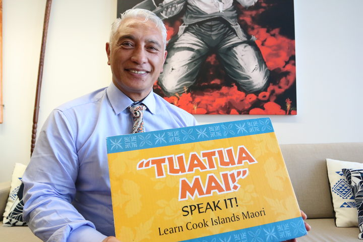 Minister for Pacific Peoples Alfred Ngaro