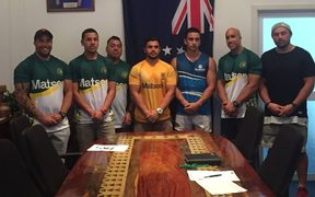 Cook Islands national players are wished well by the Prime Minister's Office