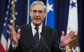 Special counsel Robert Mueller, a former FBI director, is leading the investigation into collusion between the Trump presidential campaign and Russia.