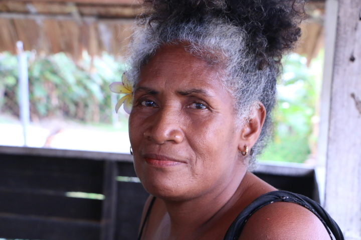 Ellen Stennet felt very patriotic about RAMSI leaving she said she was proud Solomon Islands could finally stand on its own two feet.