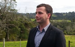 ACT leader David Seymour announces the party's plan to build 600,000 homes in Auckland by loosening regulations on rural areas.