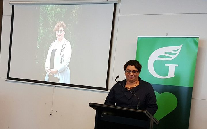 Metiria Turei resigns as Green Party co-leader