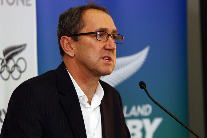 Sport New Zealand's chief executive Peter Miskimmin