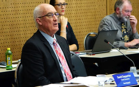 Horowhenua District Council chief executive David Clapperton