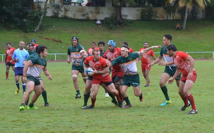 Tahiti beat the Cook Islands in Rarotonga