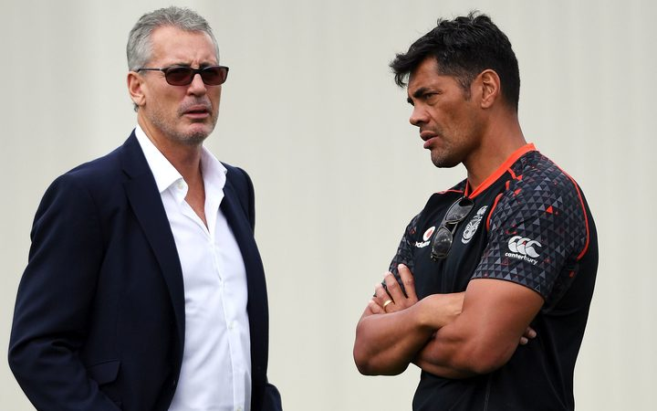 Watson says no current deal for Warriors | RNZ News