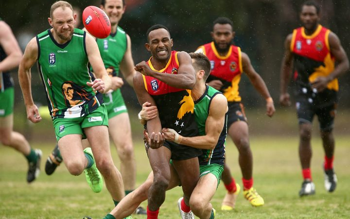 Papua New Guinea are hoping Ireland slip up to boost their chances of making the grand final.