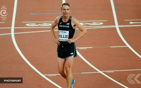 No medals but Willis has a smile on his face after 1500m race: RNZ Checkpoint