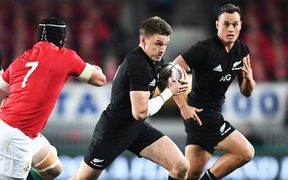 How much freedom to run will Beauden Barrett have against the Wallabies?
