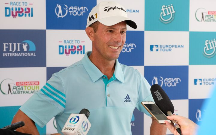 Mike Weir is one of three major winners at the Fiji International.