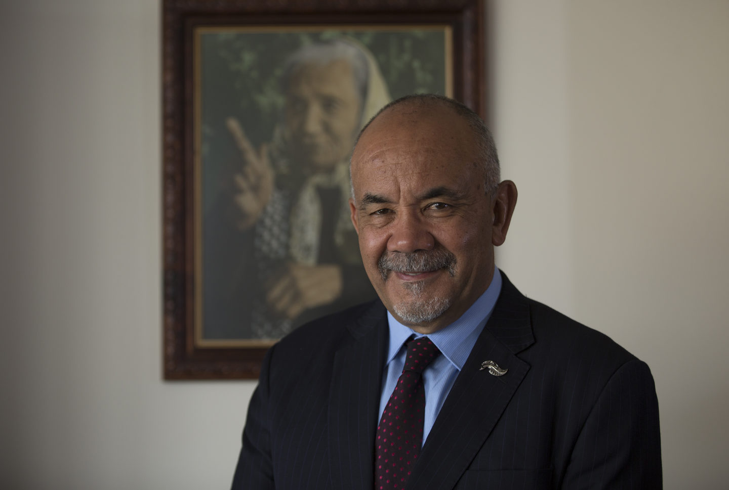 Māori Party co-leader Te Ururoa Flavell