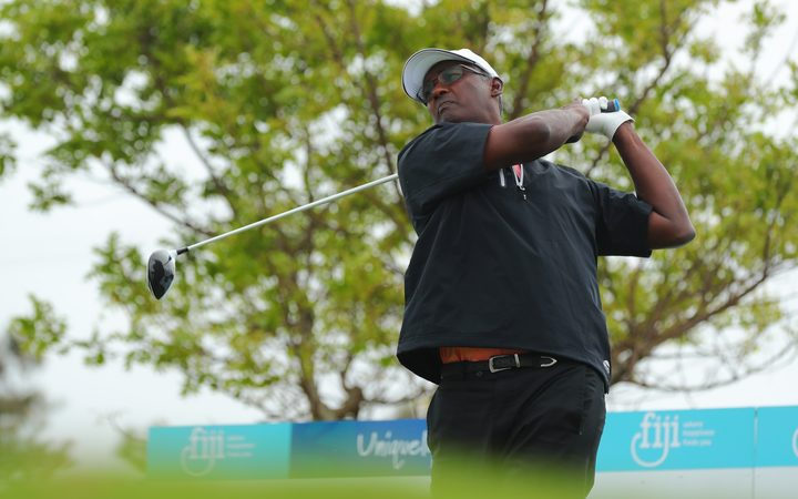 Vijay Singh targets breakthrough win at Fiji International