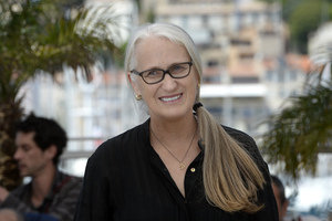 Jane Campion is the only woman to win the Palme d'Or.