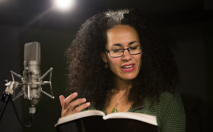 Poet Selina Tusitala Marsh: her new collection of poetry is called Tightrope.