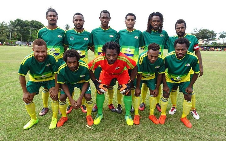 Lae City Dwellers have been declared 2017 National Soccer League champions.