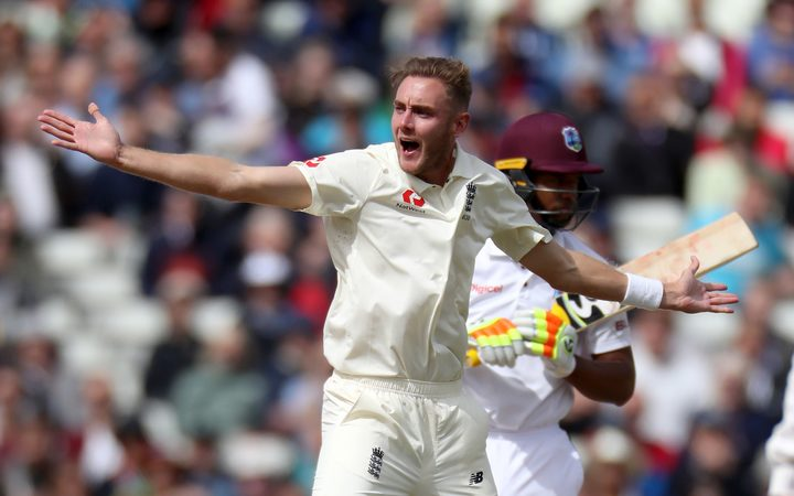 Stuart Broad now sits second on the all time England wicket taking list having surpassed Sir Ian Botham during the test match.