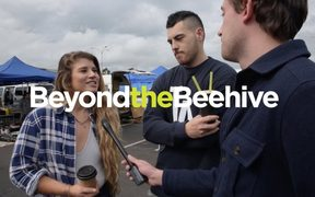 Beyond the Beehive: Auckland