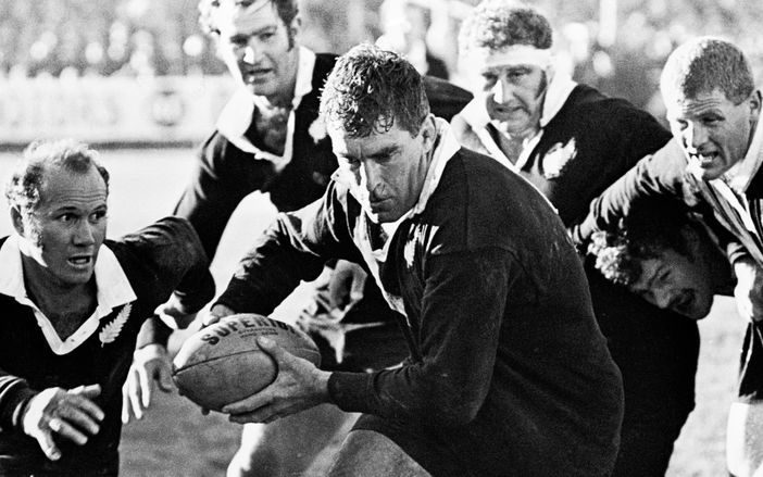 Sir Colin Meads to be honoured at Bledisloe Cup test