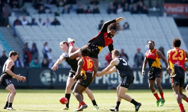 PNG managed to rise above New Zealand in the AFL International Cup final.