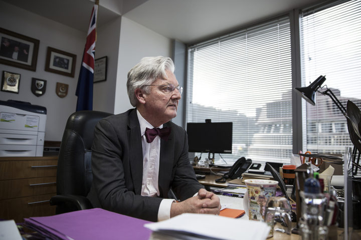 Peter Dunne announces he will resign at the 2017 election after 33 years in parliament.