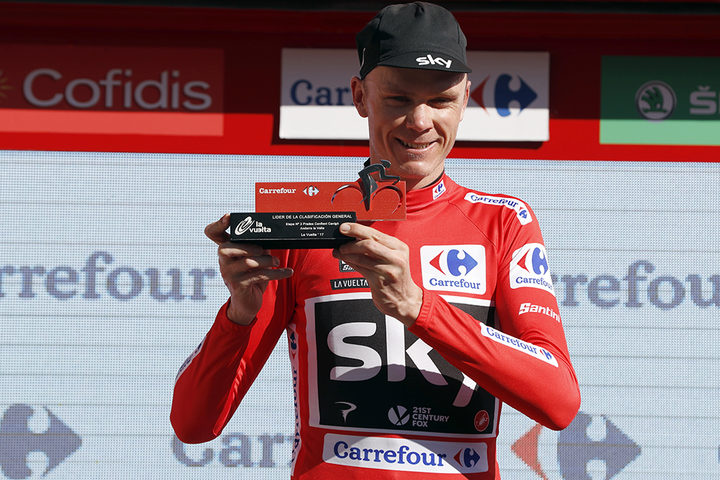 BMC Racing Holds Early Lead After Stage 1 Win