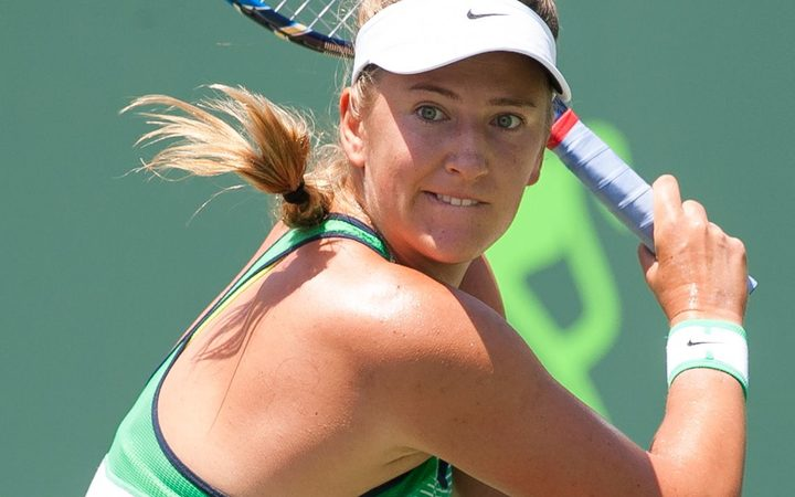 Battle over young son forces Azarenka out of US Open
