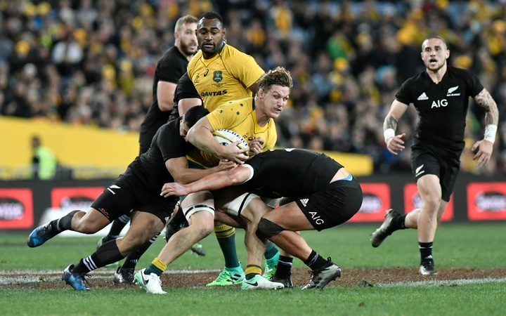Wallabies fans just need to look to 2007 All Blacks - Byrne