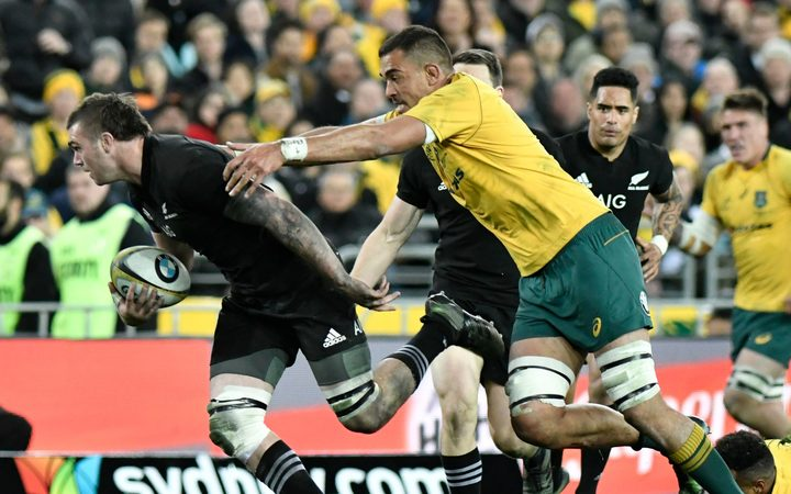Hansen urges All Blacks to stay focused for Bledisloe win
