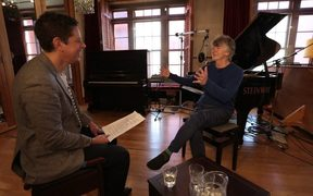 Neil Finn discusses his new album with Wallace Chapman