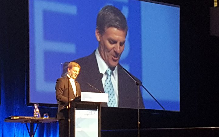 Bill English said National Standards would be updated, so parents could track their child's progress in more detail, online.