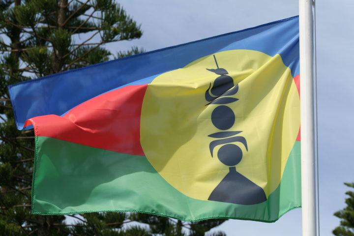 Unity call within New Caledonia's FLNKS