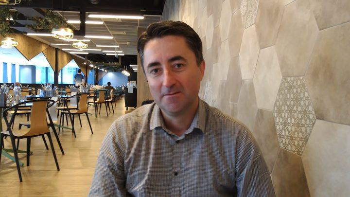 Gaven Morris, news director ABC Australia. Photo / Mediawatch