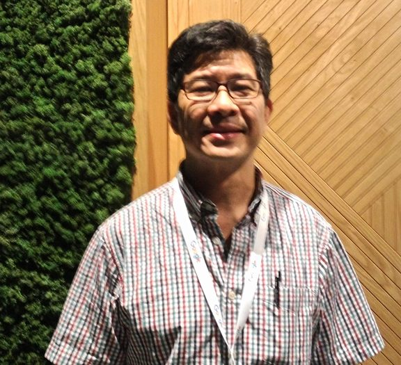 Malik Ali, founder and managing editor of BFM radio in Malaysia. Photo / Mediawatch