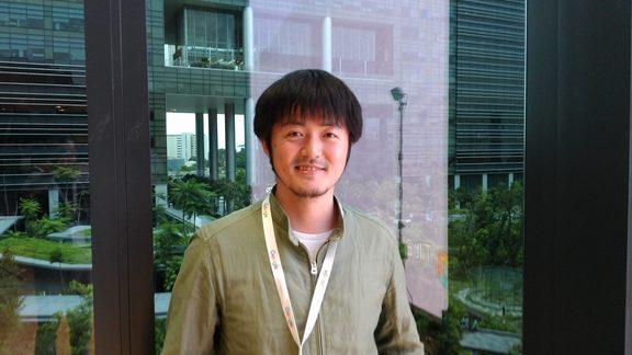 Daisuke Furuta, deputy editor of Buzzfeed Japan. Photo / Mediawatch