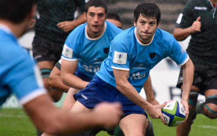 Uruguay on way to first Rugby World Cup