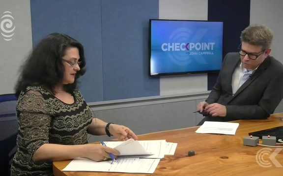Evening business for Friday 1 September: RNZ Checkpoint