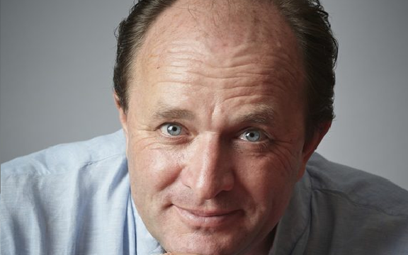 William Dalrymple by Jonathan Ring Photo: supplied