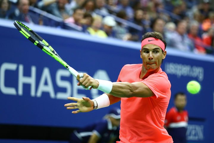 US Open glance: Federer, Nadal can set up 1st US Open clash