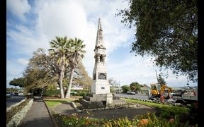 Call for removal of colonial memorial in Ōtāhuhu