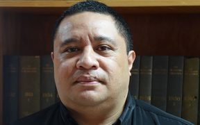 Tonga's Acting Attorney-General 'Aminiasi Kefu