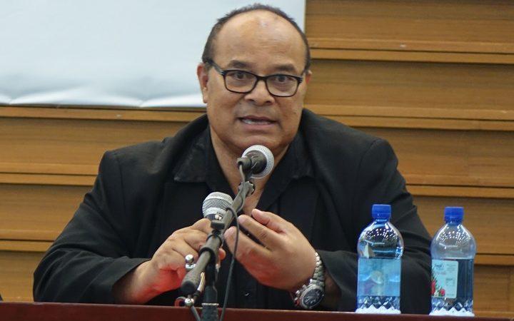 Tongan MP, Pohiva Tu'ionetoa