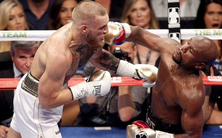 Mayweather vs. McGregor Arena Gate Fails to Break All-Time Record