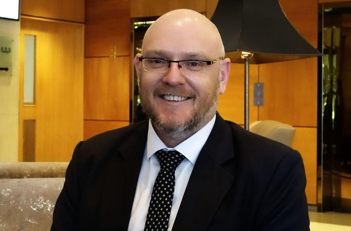 Ross Bell, Drug Foundation Executive Director