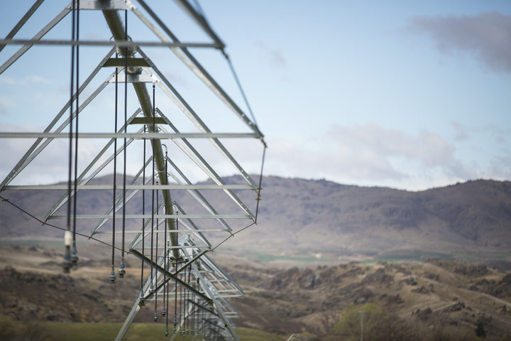 FOR WATER TAX story first - Generic Central Otago