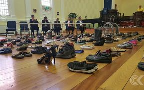 Cold reception for National at suicide meeting: RNZ Checkpoint