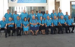 Pacific Leaders of the Pacific Islands Forum