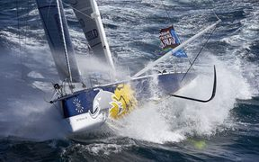 The latest fleet of foiling monohulls took part in the solo round the world race Vendee Globe.